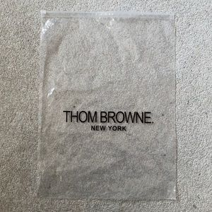 Authentic Thom Browne Product Bag